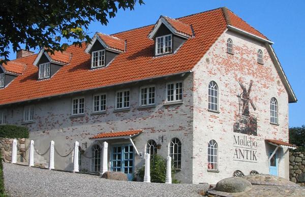 Antik og genbrug sjælland