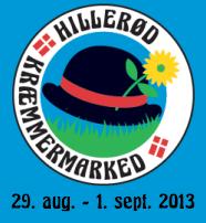 Hillerød Kræmmermarked - Hillerød @ Hillerød Kræmmermarked | Hillerød | Denmark