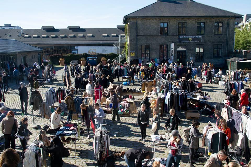 loppemarked københavn i dag