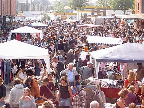 loppemarked odense lørdag