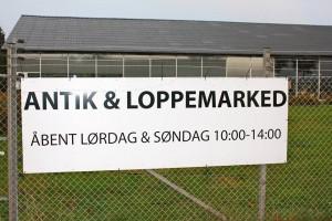 Exit 14 Antik og Loppemarked - Svogerslev @ Roskilde | Denmark