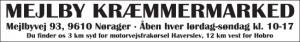 Mejlby Kræmmer- og Loppemarked @ Mejlby Kræmmer- og Loppemarked | Nørager | Denmark