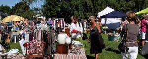 Sommerloppemarked på Birkepladsen i Tisvildeleje @ Tisvildeleje | Denmark