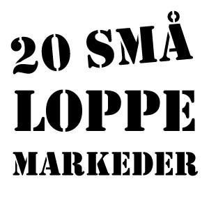 20 små loppemarkeder @ Vojens | Denmark