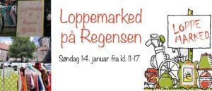 Loppemarked på Regensen @ København   Denmark