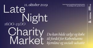 Velgørenheds loppemarked i Øksenhallen - København
